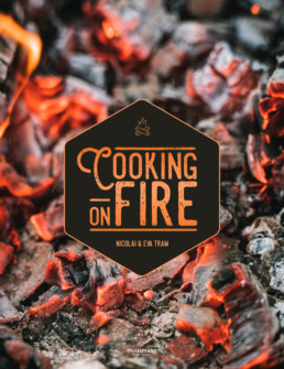 Cooking on fire
