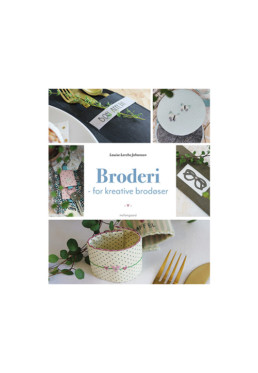 Broderi - for kreative brodøser